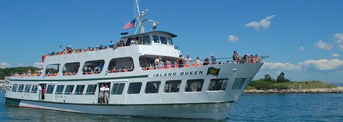 Martha's Vineyard Fast Ferry Falmouth to Martha's Vineyard Ferry