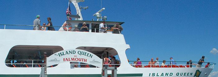 Island Queen Ferry | Martha's Vineyard Ferry