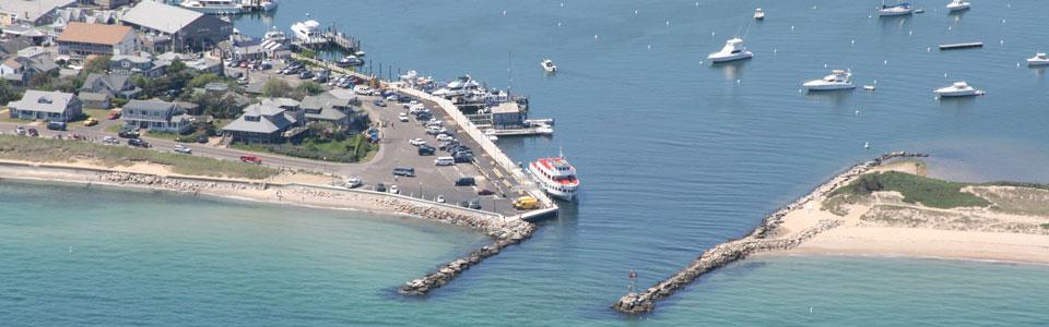 Martha's Vineyard Ferry   MV Ferry