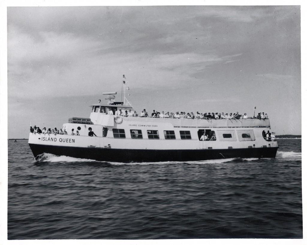 Island Queen (1963 - 1974)