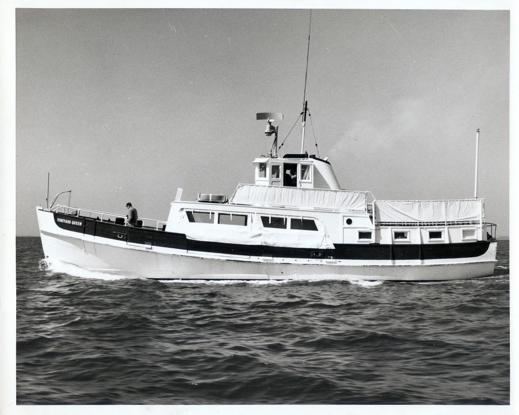 Vineyard Queen (1960 - 1963)
